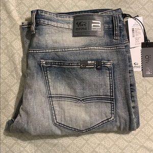 Buffalo Jeans Six-x Slim Straight Stretch